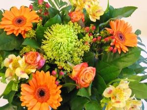 Kwiaty dla dziadka